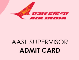 AASL Supervisor Admit Card 2020