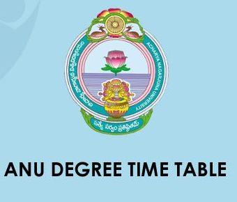 ANU Grade Calendar 2020