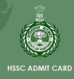 HSSC Staff Nurse Admit Card 2020