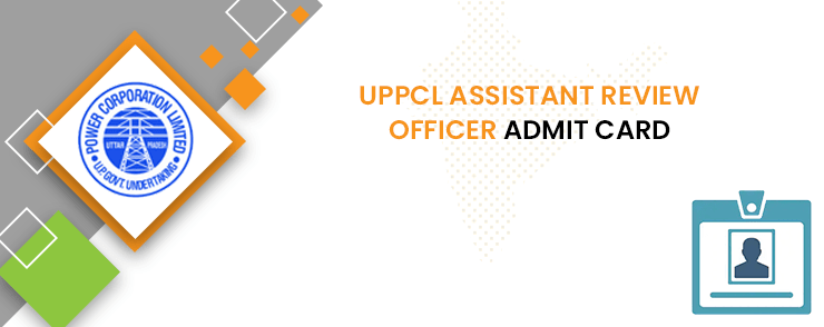 UPPCL ARO Admit card 2020