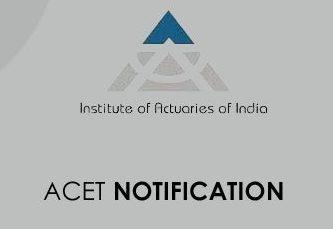 ACET 2021 Application form