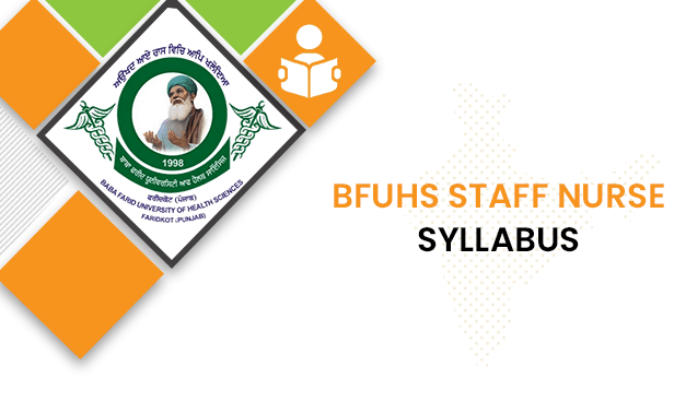 BFUHS Staff Nursing Syllabus 2020