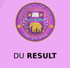 Delhi University Result 2020