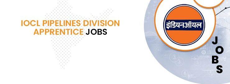 IOCL Pipe Division Apprentice Recruitment 2020
