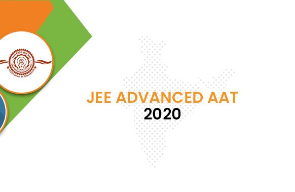 JEE Advanced AAT 2020 Registration