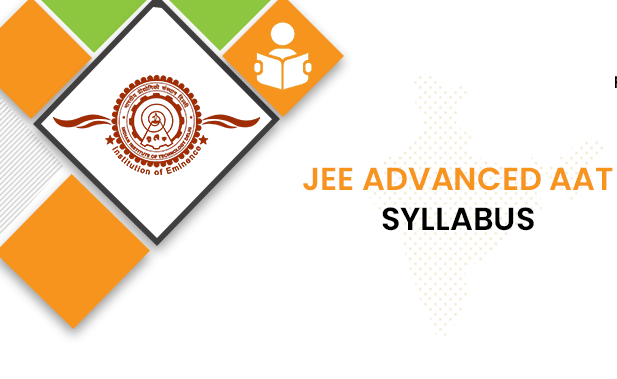 JEE Advanced AAT Syllabus 2020