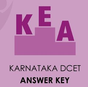 Karnataka DCET Answer Key 2020