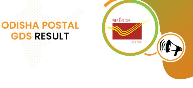 Odisha Postal GDS Result 2020