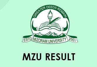 MZU Result 2020