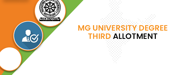 MG University Third Assignment Result 2020