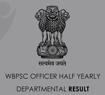 WBPSC Officer Semester Departmental Result 2020