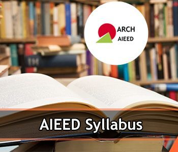 AIEED Syllabus 2021