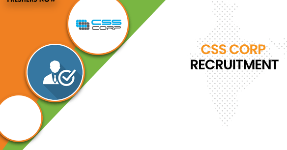 CSS Corp Recruitment 2020