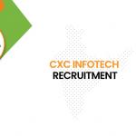 CXC Infotech Recruitment 2020