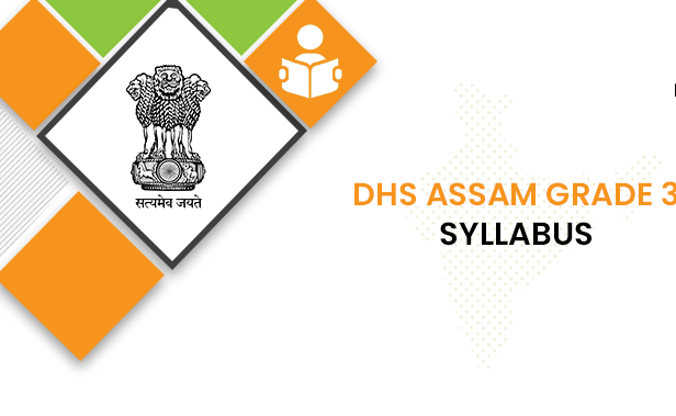 DHS Assam Grade 3 Syllabus 2020