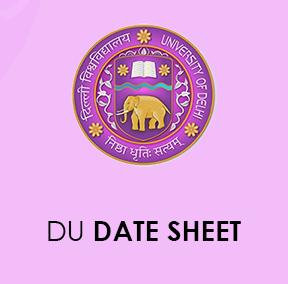 DU Date Sheet 2020