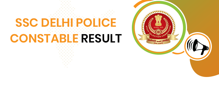 Delhi Police Officer Result 2020