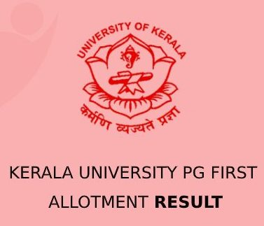 Kerala University PG 2nd Assignment Result 2020
