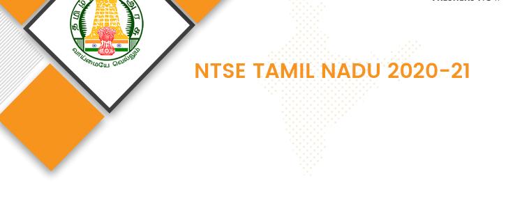 NTSE Tamil Nadu 2020-21