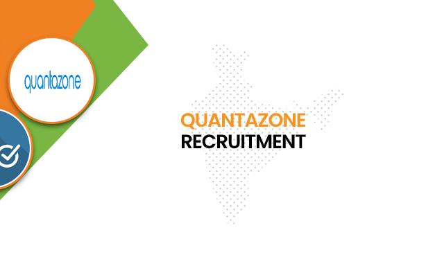 Quantazone Recruitment 2020