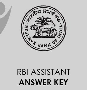 RBI Assistant Answer Key 2020