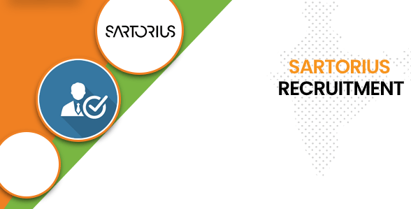 Sartorius Recruitment 2020