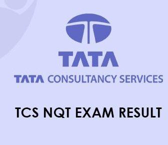 TCS NQT Exam Result 2020