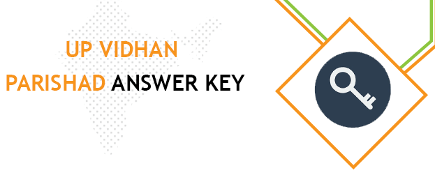 UP Vidhan Parishad RO Answer Key 2020