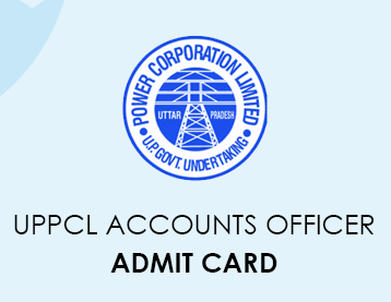 UPPCL Account Officer Admit Card 2020