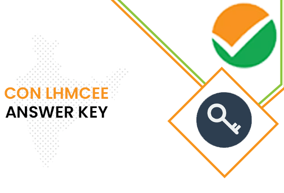 CON LHMCEE Answer Key 2020 PDF - Perfect Naukri