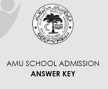 AMU School Admission Answer Key 2020