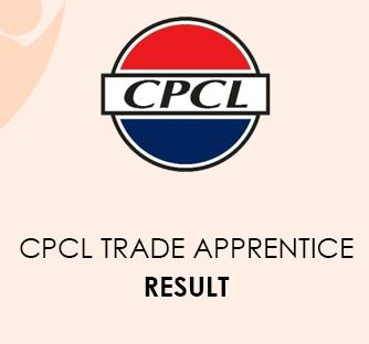 CPCL Trade Apprentice Result 2020
