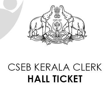 CSEB Kerala LDC Hall Ticket 2021