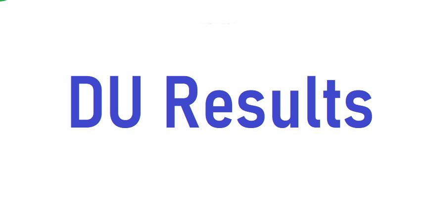DU Result 2020