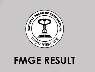 FMGE Result 2020