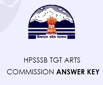 HPSSSB TGT Arts Answer Key 2020