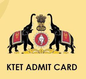 KTET Admit Card 2021