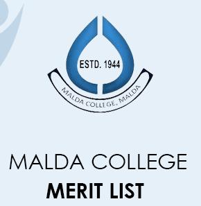 Malda College Merit List 2020