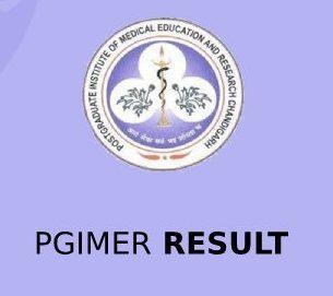 PGIMER LDC Result 2021