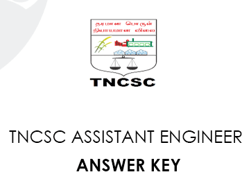 TNCSC Assistant Engineer Answer Key 2020