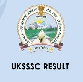 UKSSSC Livestock Extension Officer Result 2021