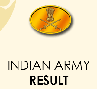 Indian Army Result 2021