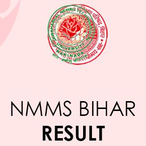 Bihar NMMS Result 2021