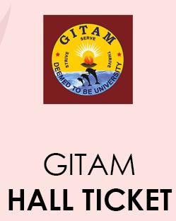 GITAM Hall Ticket 2021