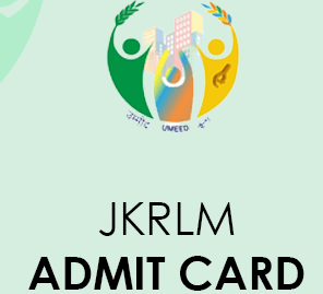 JKRLM Admit Card 2021