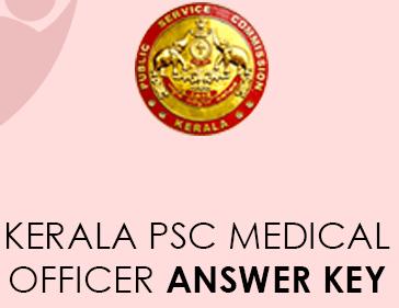 Kerala PSC Insurance Medical Assistant Answer Key 2021