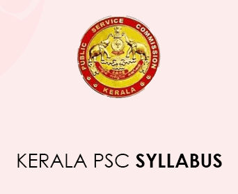 Kerala PSC Insurance Medical Assistant Syllabus 2021