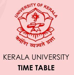 Kerala UniversityKerala University Calendar 2021 Calendar 2021 PDF (Available)   Exam BA, B.Com, MA, M.Sc