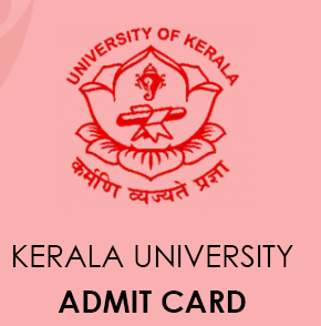Kerala University Hall Ticket 2021