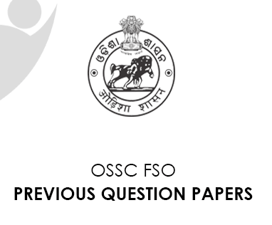 OSSC FSO Previous Question Papers